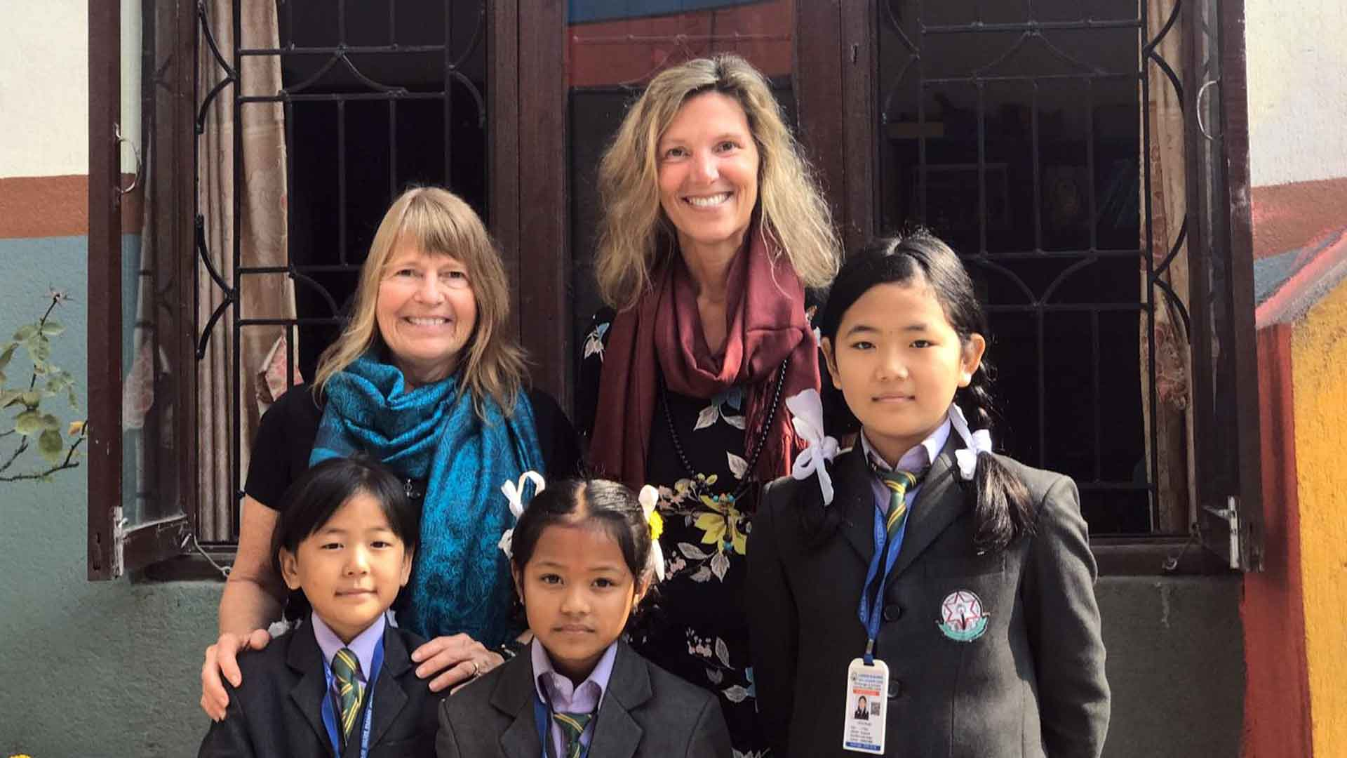 child sponsorship nepal