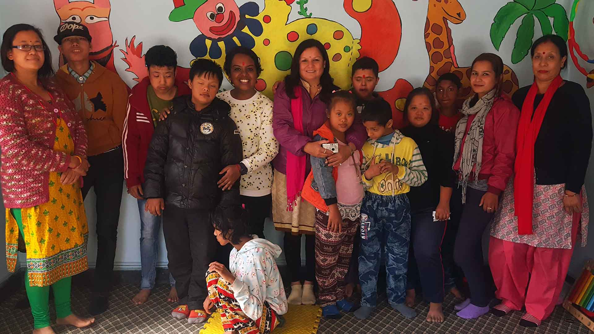 disability center volunteering in nepal