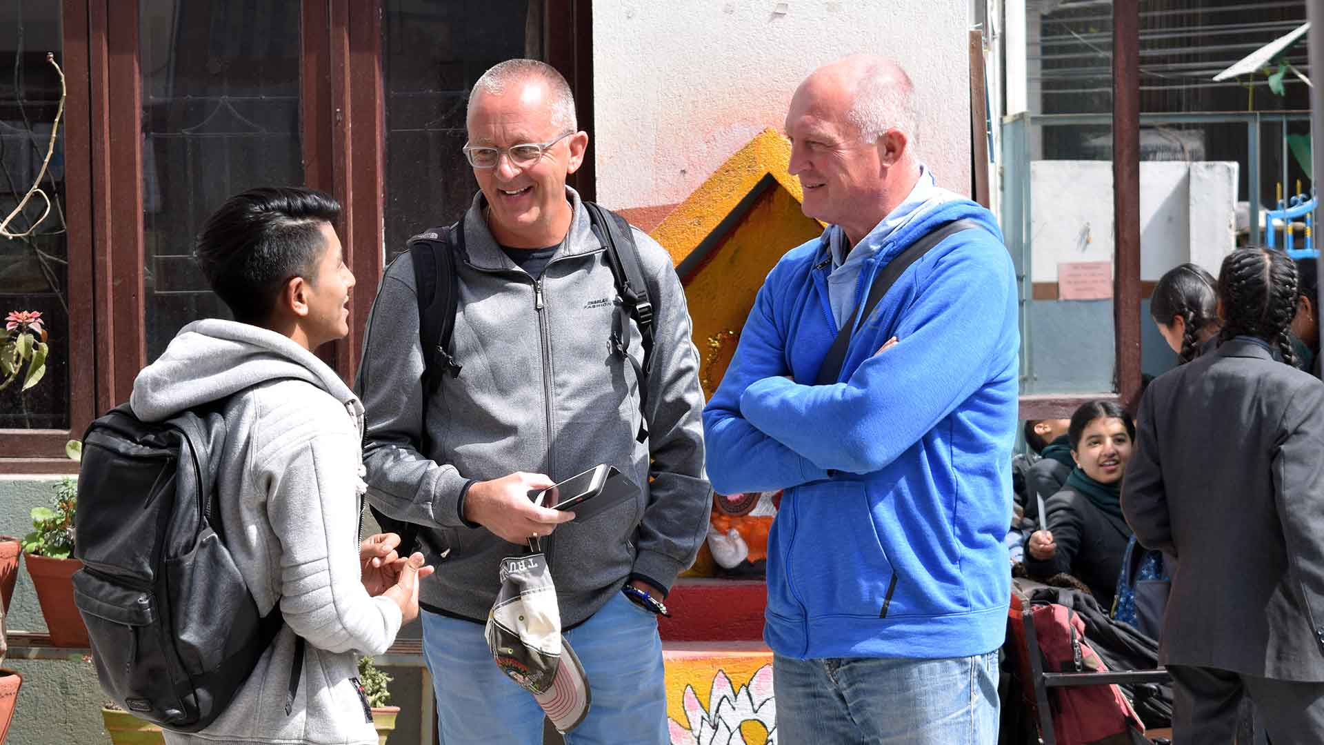 gap year volunteering in nepal