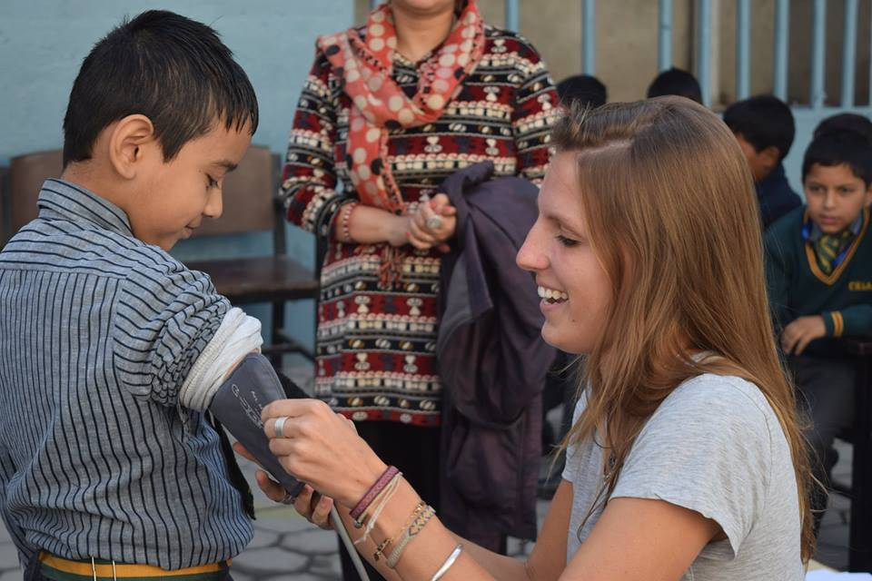 medical elective in Nepal