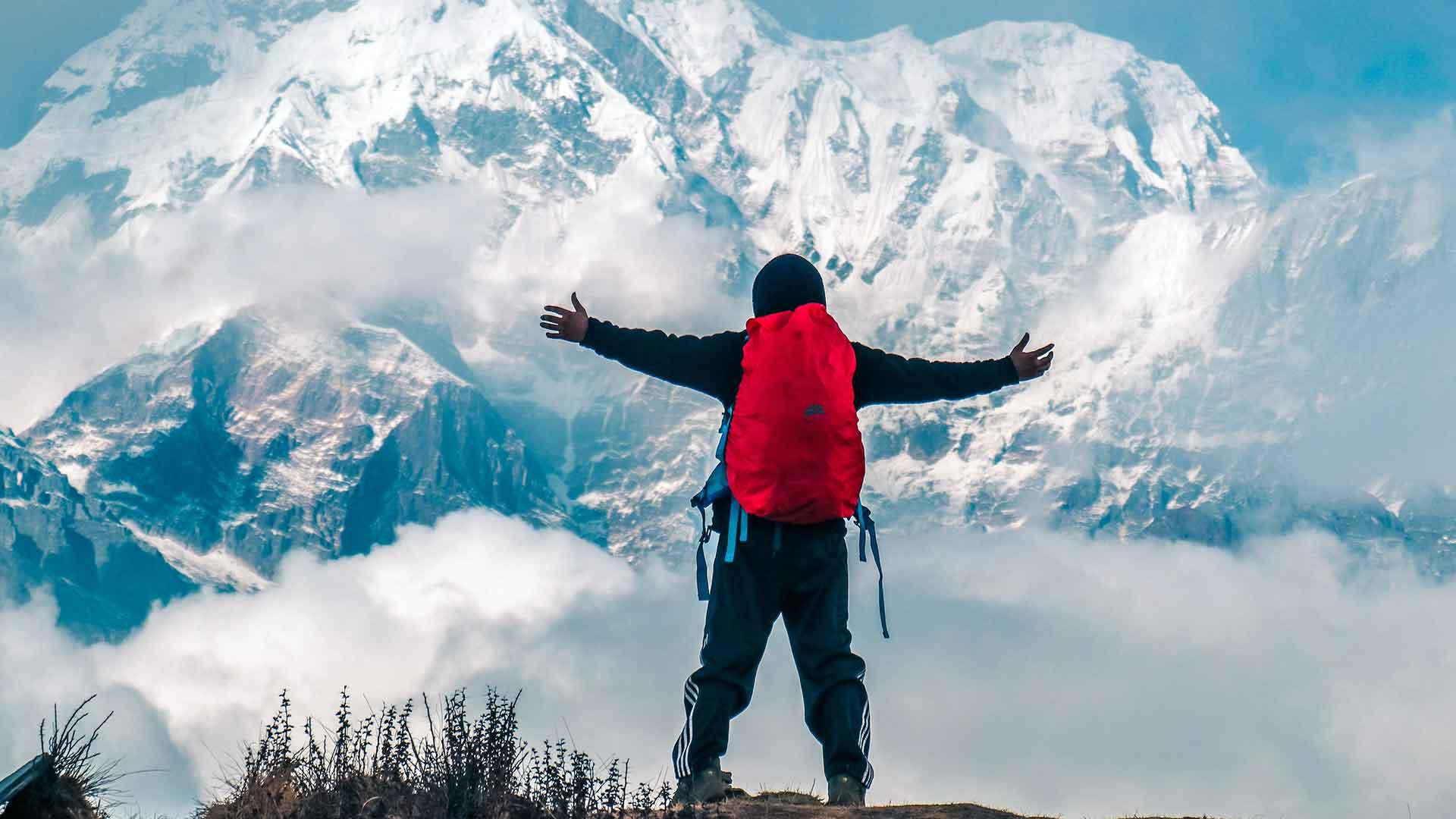 nepal experience program trek