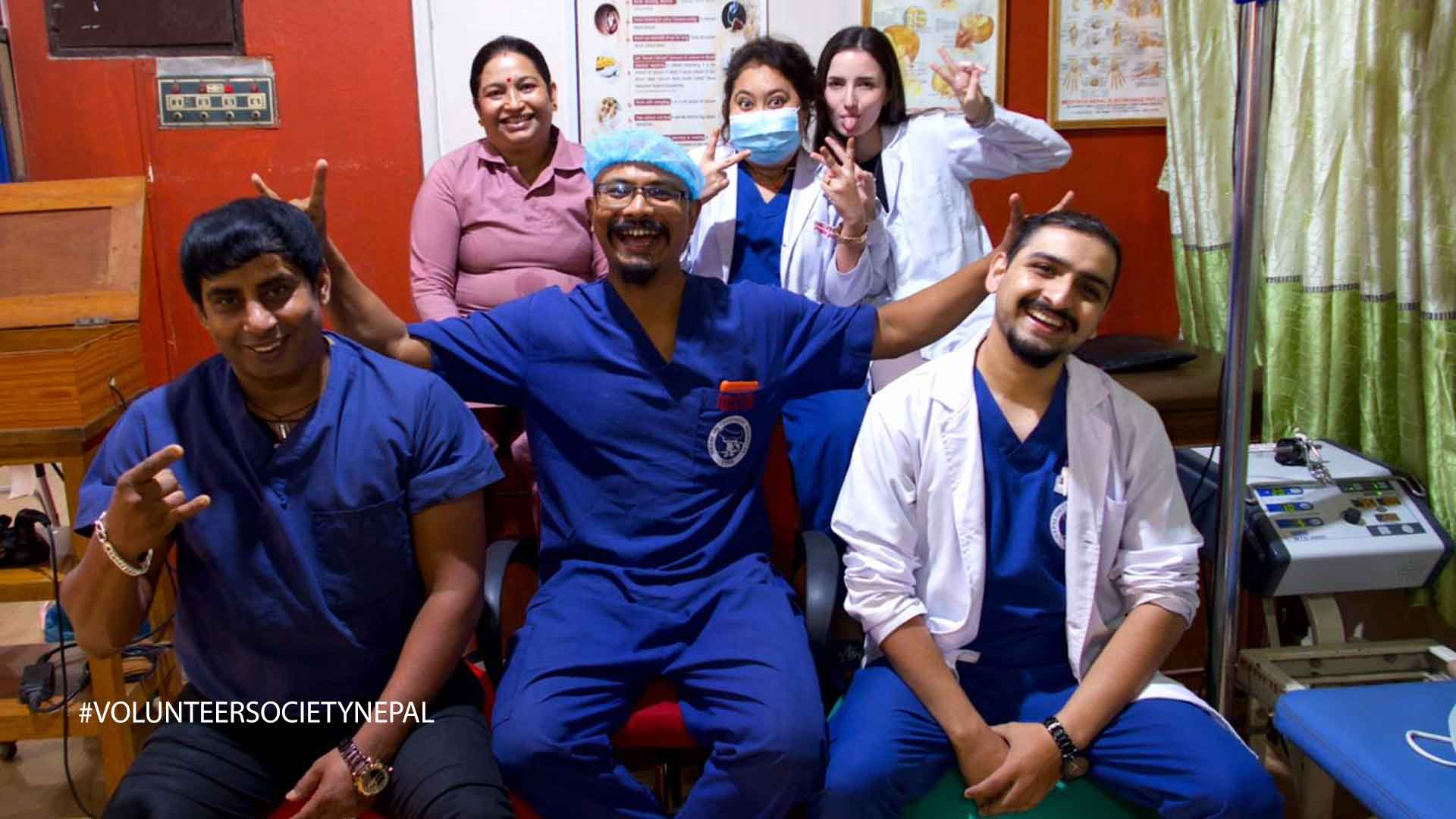 physiotherapy volunteering work in nepali hospital erica boland