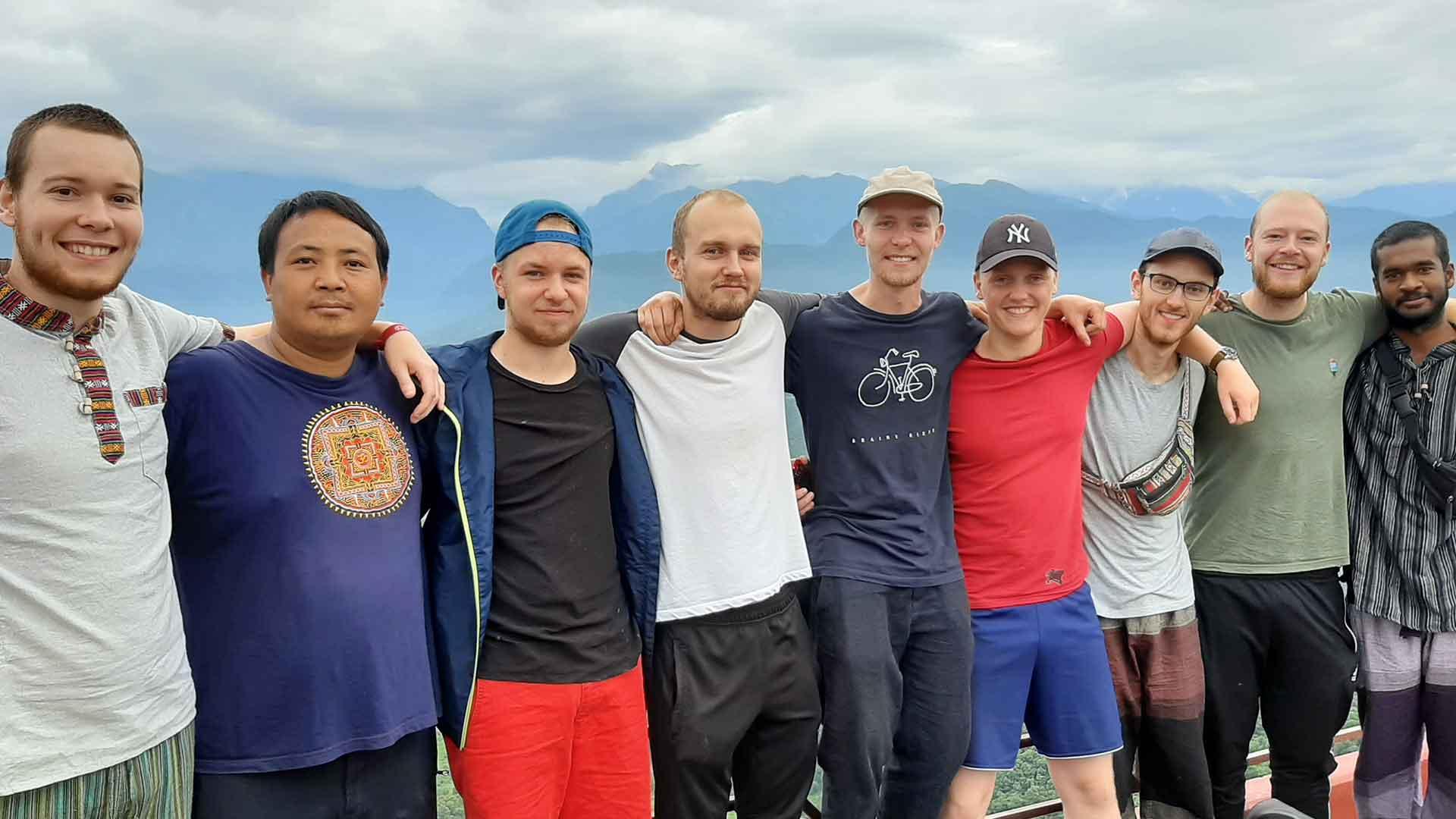 volunteer opportunities nepal